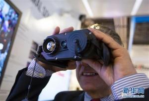 中国安防企业亮相美国国际展会拓展市场