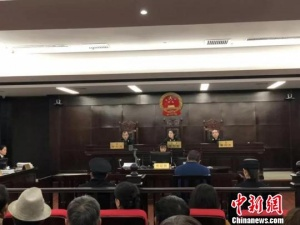 內蒙古一男子持刀殺妻案開庭 被捕時割傷民警手臂