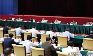 自治区边海防委员会召开全体(扩大)会议