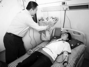 北科大学生捐出造血干细胞 为3岁患儿带来希望