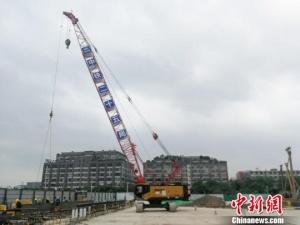 广州白云站综合交通枢纽工程施工进入新阶段