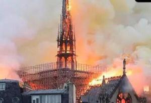 巴黎圣母院因大火关闭 南宁旅行社紧急调整线路