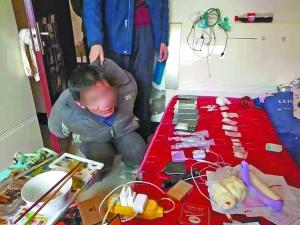 """玩""""调虎离山""""?河池警方破获2起特大跨省毒品案"""