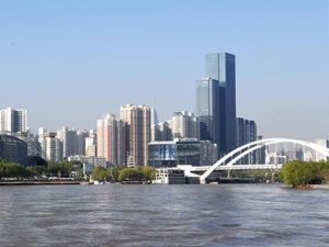 黄河之滨 精致兰州
