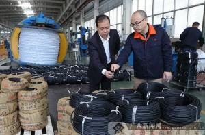 农行桂林七星支行积极支持企业拓展海外市场