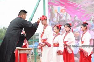 高清:象州300多年历史古村落 融合传统与新风尚