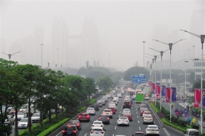 南宁今日降雨暂歇气温将快速上升 回南天又要来了