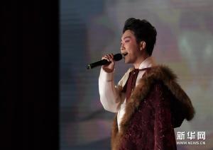 诗意歌舞剧《昭君出塞》世界巡演启动仪式在京举行