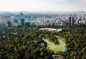 世界园林巡礼——墨西哥查普特佩克森林公园