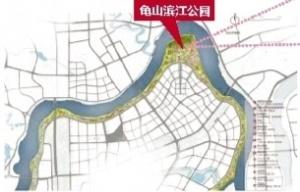 南宁龟?#22870;?#27743;公园紫色花海成��网红��(图)