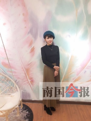 """杨安然:网红""""霸道女总裁"""" 把自己活成""""女王"""""""