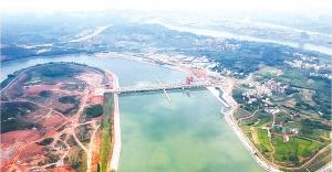 邕寧水利樞紐:千噸船舶江中過 發電環保兩相宜