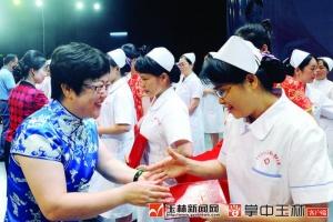玉林市举办庆祝5·12国际护士节暨优秀护士表彰大会