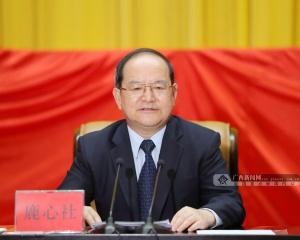 廣西紀念五四運動100周年大會在廣西人民會堂舉行