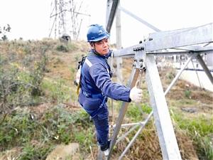 李歡慶:高空作業的優秀工匠(圖)