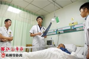 歐永強:隨時待命的生命衛士(圖)
