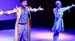 音乐剧《故宫里的大怪兽之吻兽使命》开启全国巡演