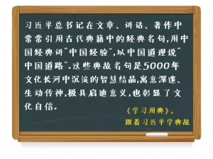 學習用典︱青春虛度無所成,白首銜悲亦何及