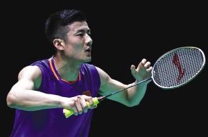 中国队公布南宁苏迪曼杯球员名单:谌龙领衔出战