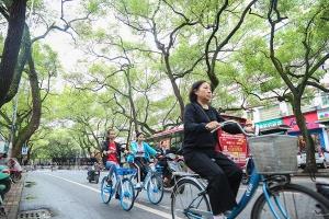 春天仿佛返场广西大部有雨 凉爽天气还会维持几日
