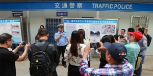 [网友看南宁]网友和媒体记者关注南宁限摩区域调整