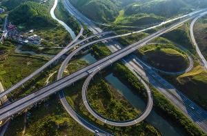 防城港至東興高速路正式運營 創造了廣西多個第一
