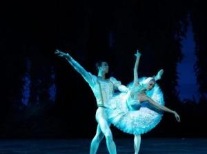 《亚洲芭蕾之夜》在京上演