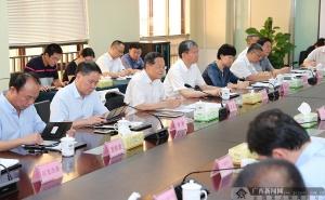 陈武到柳州调研并主持召开广西汽车工业发展专题会
