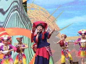 """2019年""""中国旅游日""""南宁主会场暨上林生态旅游养生节开幕"""