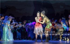 廣西舞劇《花界人間》將沖刺第十二屆中國藝術節文華獎