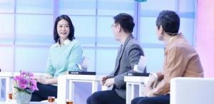 赵蕊蕊退役后跨界《中国味道》