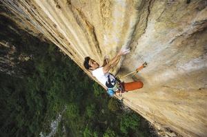 2019中国攀岩自然岩壁系列赛首站比赛5月25日举行