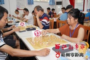 棋盤對決促交流提升 梧州市青運會象棋項目比賽落幕