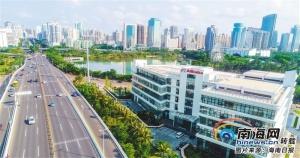 海口复兴城创新创业园注册企业已有700多家