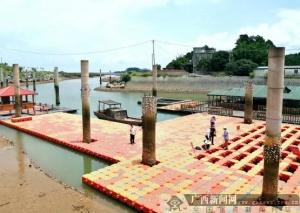 钦南区:龙门蚝湾引客来(图)