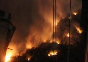 男子自稱生活壓力大致情緒失控 火燒自家打砸鄰家