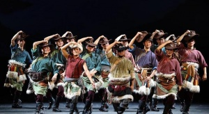 舞劇《天路》亮相第十二屆中國藝術節