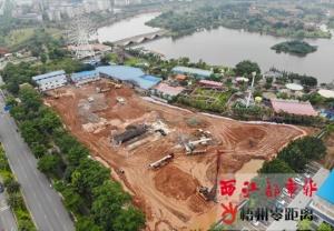 梧州书城已开工建设