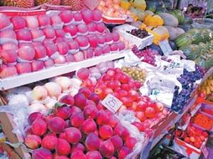 5月31日焦点图:南宁水果价格普遍上涨 连摊主也喊贵