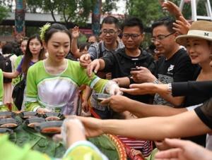 杭州:传统习俗迎端午