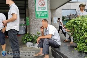 年年无烟日 天天戒烟难!百色市公共场所控烟难
