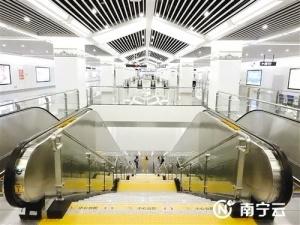 南宁地铁3号线6月6日开通 各项工作准备就绪