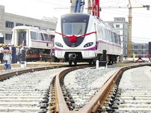 南宁地铁3号线开通试运营 闯过多个建设难关(图)