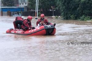 廣西強降雨已造成17人死亡9人失蹤 超59萬人受災