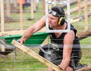 男子汉的游戏:新西兰筑栅栏比赛