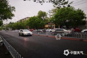 河北晴热再起石家庄邯郸可达37℃ 周末多雷雨