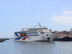 焦点图:北海至海口船舶航行时间将缩短至3-6小时