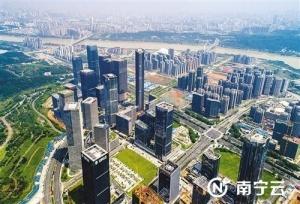 南宁将高标准高质量高水平打造中国-东盟金融城