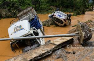 广西全力以赴防汛抗洪抢险救灾 形势十分严峻