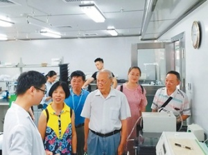 6月23日焦点图:广西肝吸虫病感染人数居全国第二
